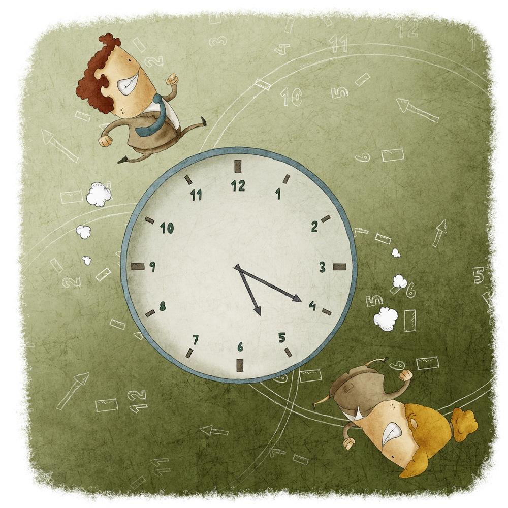 Wann ist der richtige Zeitpunkt, eine Bewerbung abzuschicken?