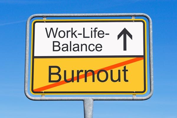 Arbeiten bis zum Umfallen, oder: Burn Out