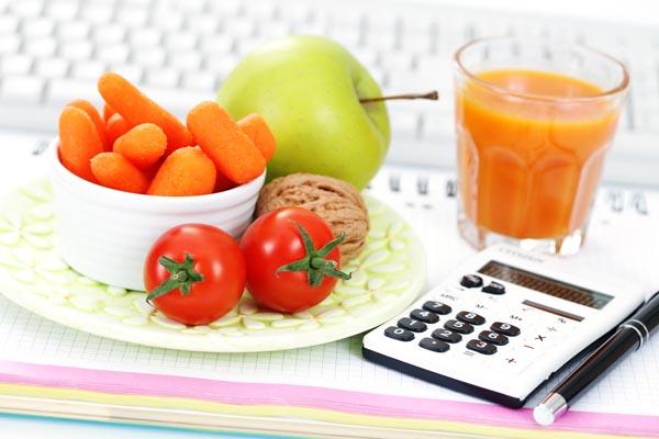 Brainfood für die Arbeit um Leistungstief zu überwinden